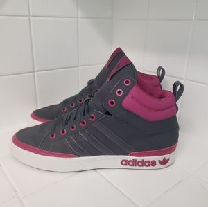 Adidas Top Court Mid Classic Women's Sneakers